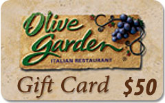 Casino Party Planners Gift Store Product Listing Olive Garden Gift Card